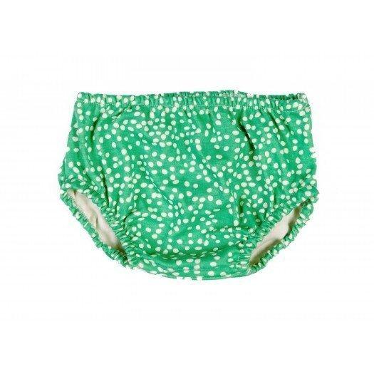 Summer_Green Confetti Overalls