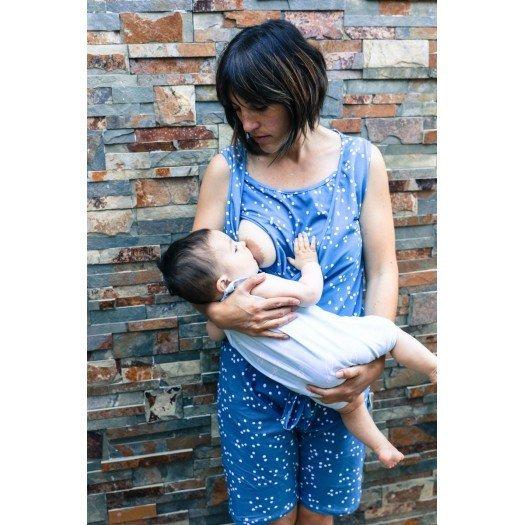 Breastfeeding Jumpsuit Bubbles