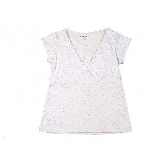 Camiseta Lactancia Dharani_Bubbles