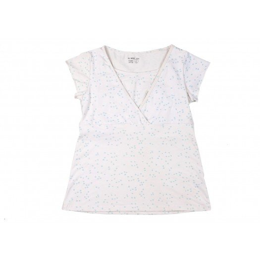 Breastfeeding Shirt Dharani_Bubbles