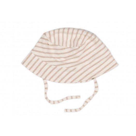 Gorrito Beige Stripes