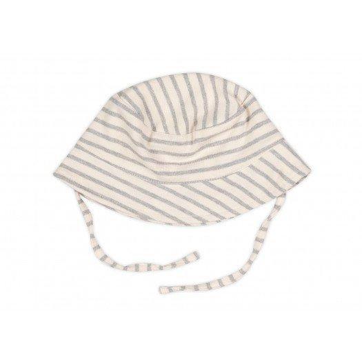 Bonnet Grey Stripes