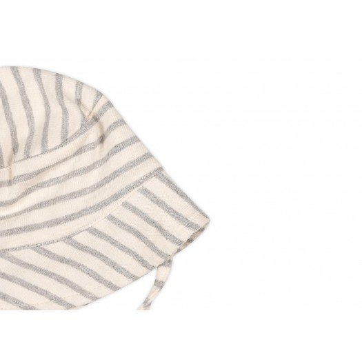 Gorrito Grey Stripes