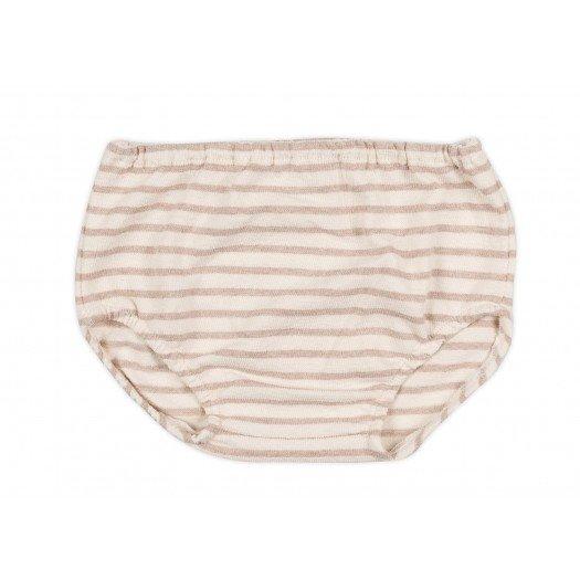 Culotte Beige Stripes