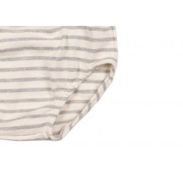 Culotte Grey Stripes