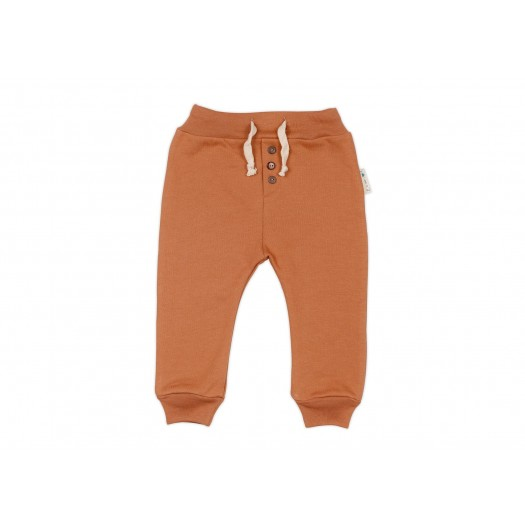 Trousers Sweater Brown