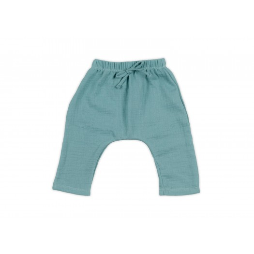 TROUSERS_Turquoise