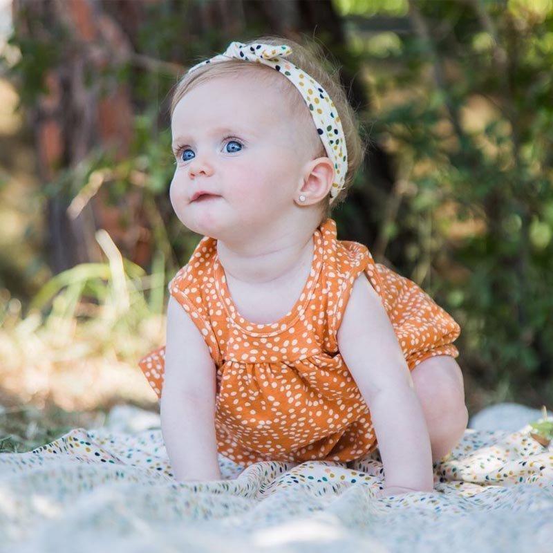 Ropa algodón oganico para bebé